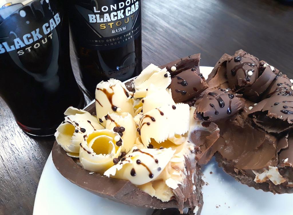 Cerveja e chocolate: uma experiência deliciosa