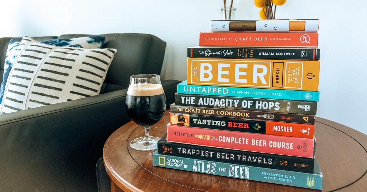 10 livros de cerveja indispensáveis